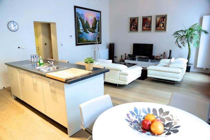 Royal Apartment Warande - Bruxelles - Apartment