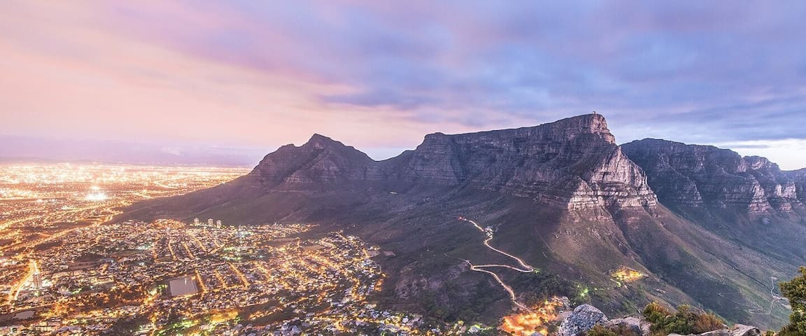 Cape Town Guidebook