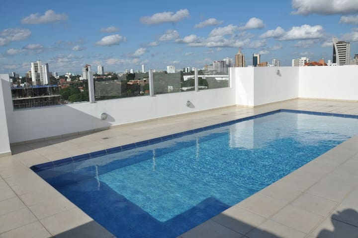 Private suite in luxury apartment - Santa Cruz de la Sierra - Departamento