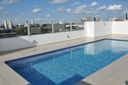 Private suite in luxury apartment - Santa Cruz de la Sierra - Flat