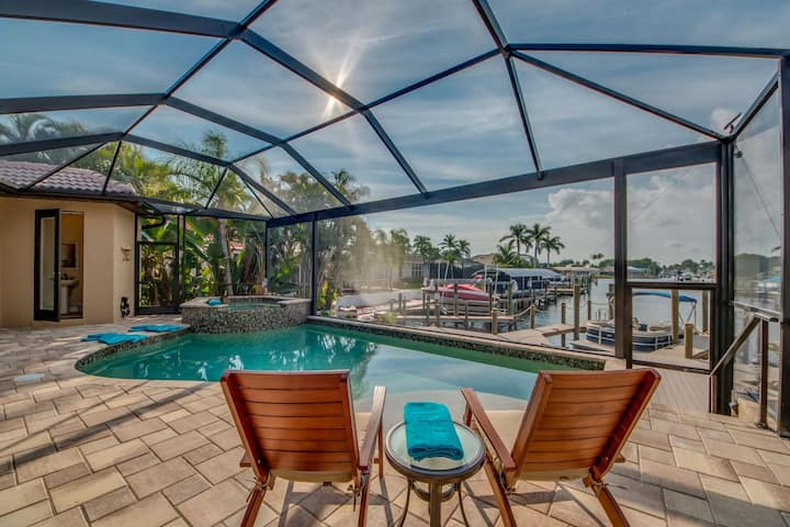 Roelens Vacations- Villa Endless Summer - Cape Coral
