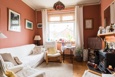 Lovely loft  studio . Cosy and close to Cardiff - Penarth - Гестхаус