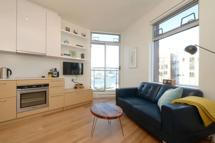 Modern Apartment in the Heart of the City