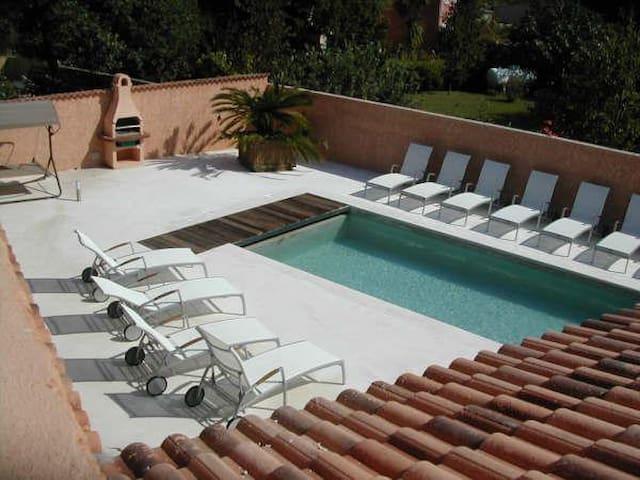 Villa Safari - San-Nicolao - บ้าน