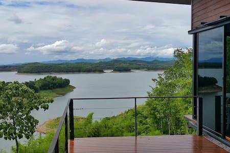 Thawsi Lake Hall : Villa 1 - อำเภอ ศรีสวัสดิ์