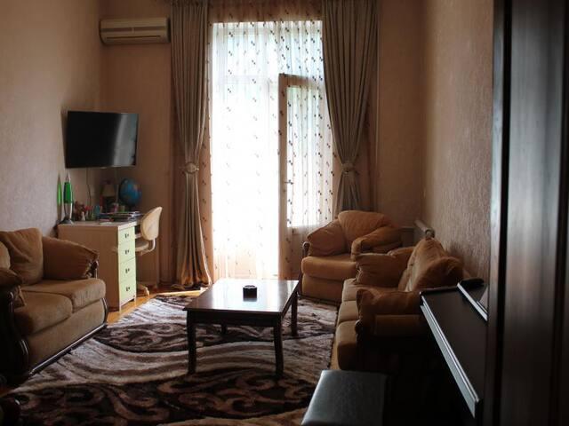 Уютная квартира в Баку - Baku - Appartement