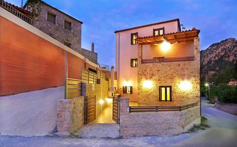 Apartment in Villa Zourva