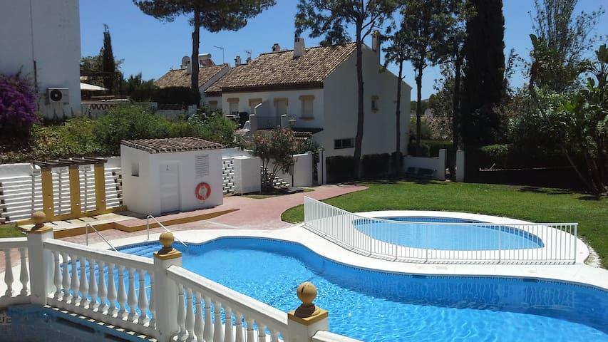 Casa agradable cerca de la playa - Mijas - Rumah