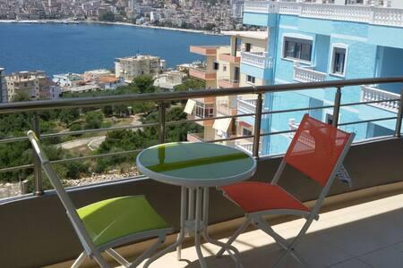 Rent Apartment Sarande SEA VIEW - Saranda - Appartement