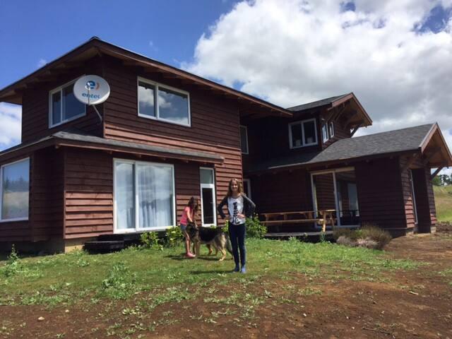 Casa tipo Patagonia Virgin