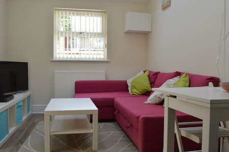 The Annexe, Shanklin, Isle of Wight - Apartament