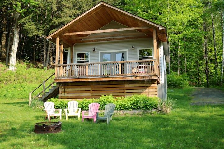 Hillside Studio Retreat in Vermont
