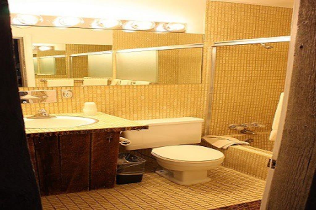 Bathroom, Shower/Tub