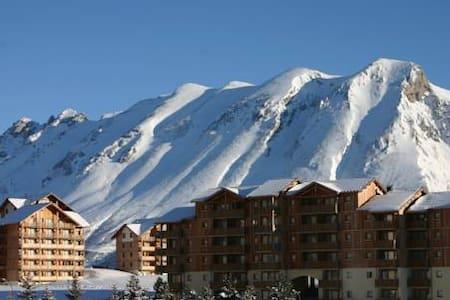 Appartement 2 pièces - skis aux pieds - Le Dévoluy