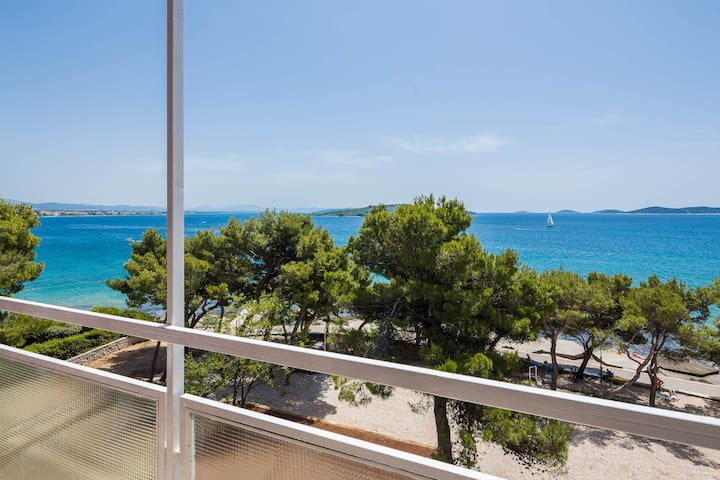 Superior room, balcony seaside - Vodice