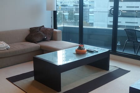 Living by the Yarra! 1BR+1Bath+Balc - Apartment