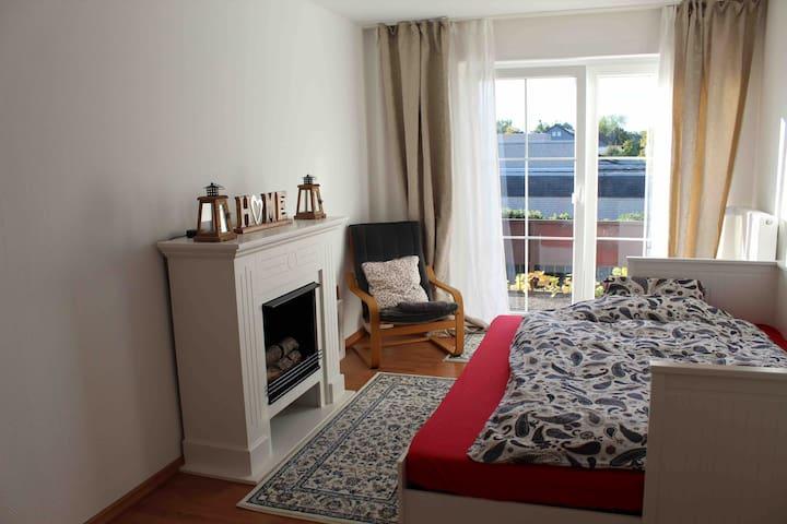 Wunderschönes Gästezimmer im Zentrum Langenfeld !