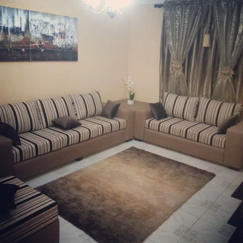 Sunhouse A7 - меблированные апартаменты в Nouakchott