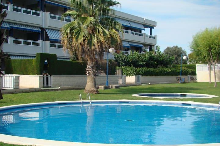 FENOMENAL PLAYA LA MORA -TARRAGONA - Tarragona,  - Apartemen