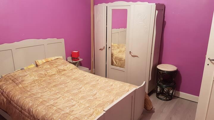 Jolie chambre chez l'habitant