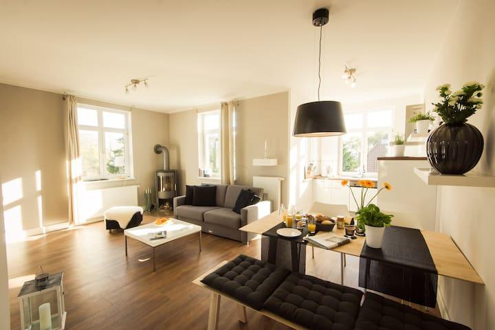 """Wohnung """"Brombeere"""" im Gutshaus"""
