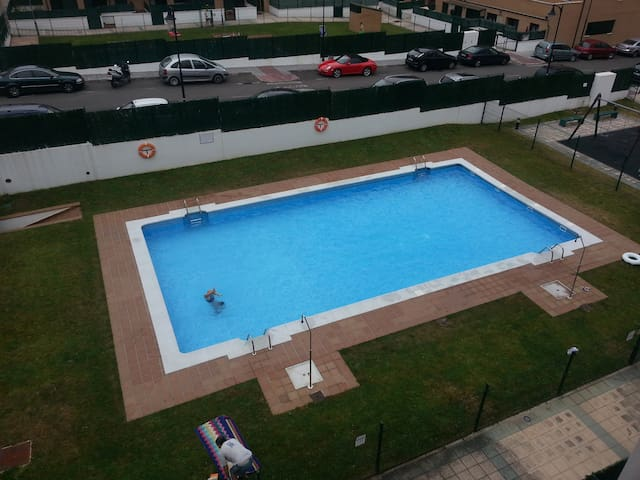 Beautiful flat in best location! :) - Llanes - Apartment