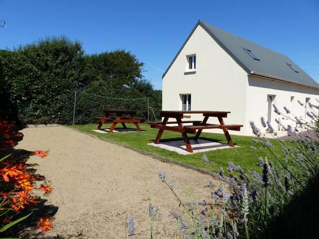 gite baie de sciotot - nord cotentin - normandie - Flamanville