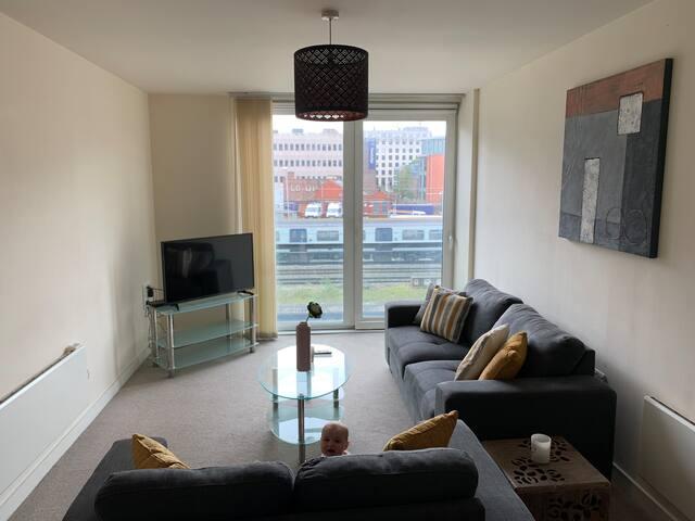 Fabulous city centre apartment just off Deansgate