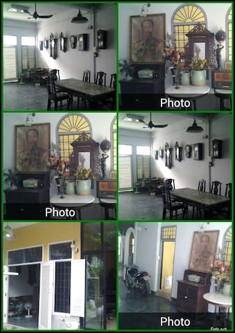 ห้องพักในบ้านสไตล์ไทยคลาสสิค - Bangkok - Rumah