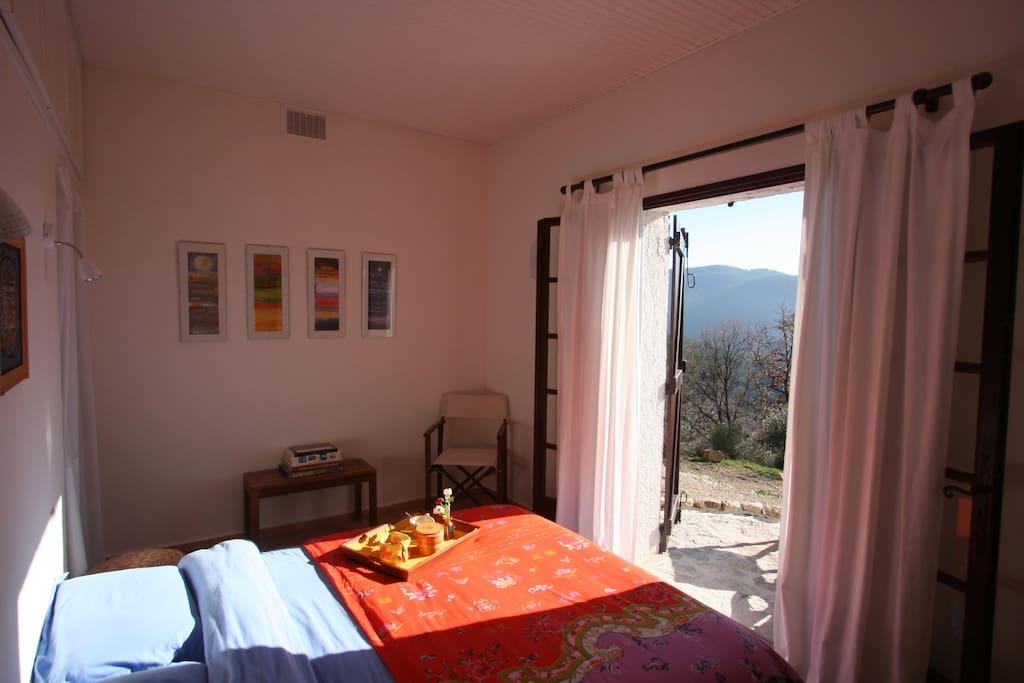 très belle chambre avec vue