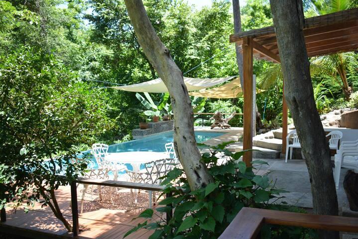 Casa Canegüe/Private apartment/Pool