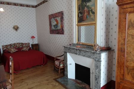 La Garlande chambre Bacchus - Saint-Clar - Bed & Breakfast