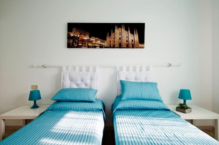 Stanza in appartamento Parco Nord - Bresso