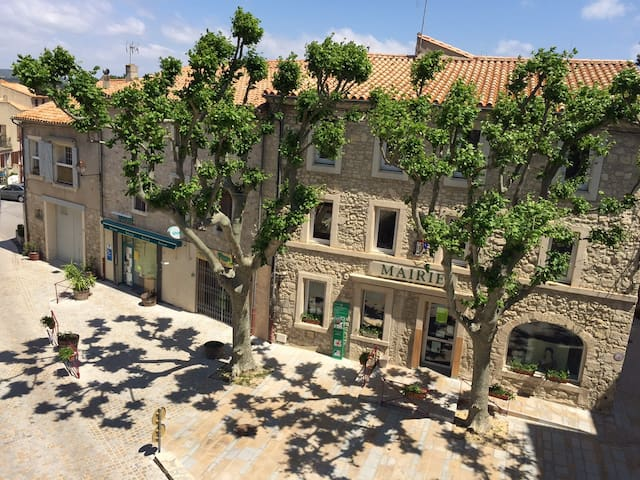 Lovely apartment near Narbonne - Peyriac-de-Mer - Daire