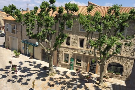 Lovely apartment near Narbonne - Peyriac-de-Mer - Wohnung
