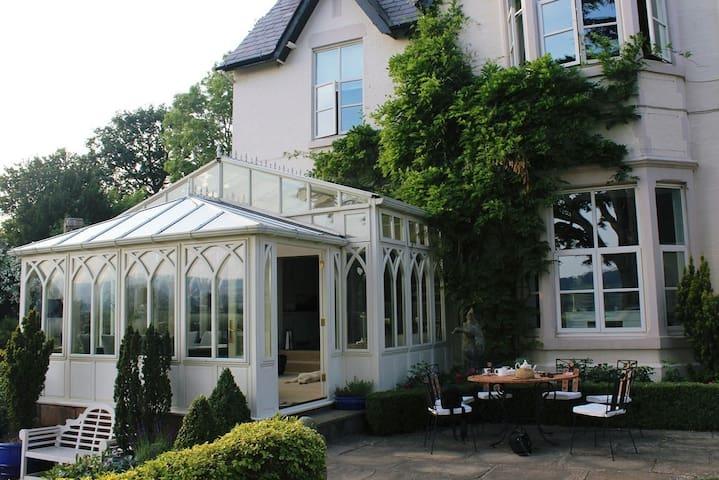 Wollaston Lodge B&B, Shrewsbury - Shrewsbury