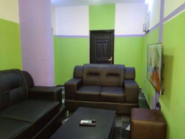 Flourish Apartment Gbagada