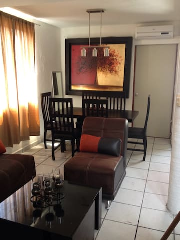 Appartment by the Beach Very Handy - Ixtapa - Apartamento