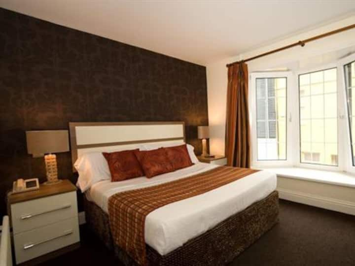 Double room at White Lady Hotel