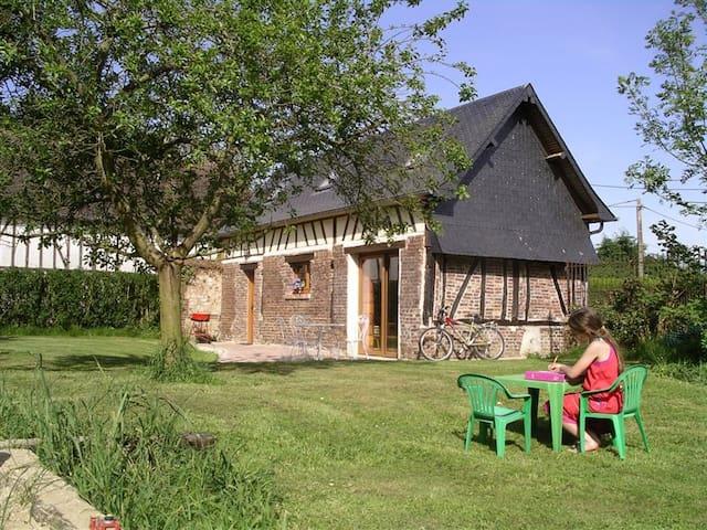 Gîte du Valcrocq - Le Bec-Thomas - Casa