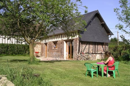 Gîte du Valcrocq - Le Bec-Thomas - Ház