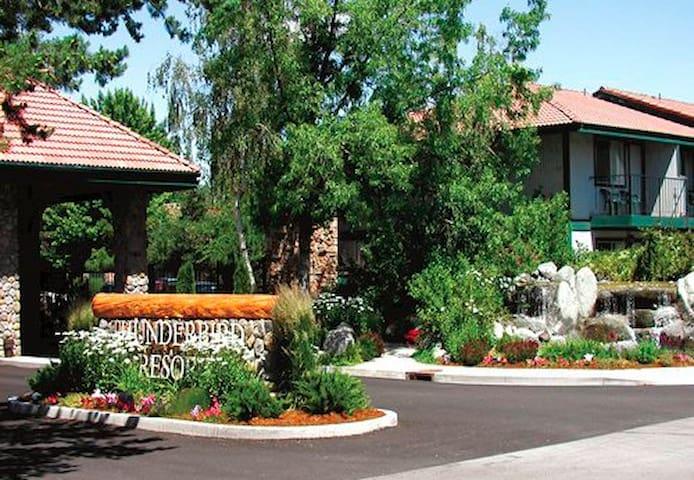 1 bdr condo Thunderbird Resort Club - Sparks - Byt