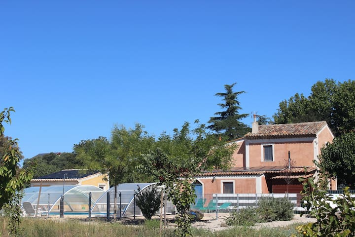 Maison abricot - Aspiran - Casa