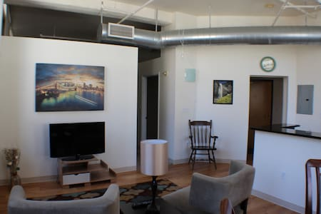 Historic Loft in Heart of Downtown! - Denver