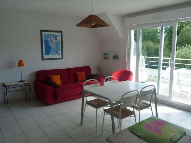 residence des Arums ile tudy - Île-Tudy - Appartement