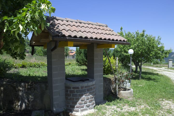 Villetta nel verde - Bagno di romagna, FC - Rumah