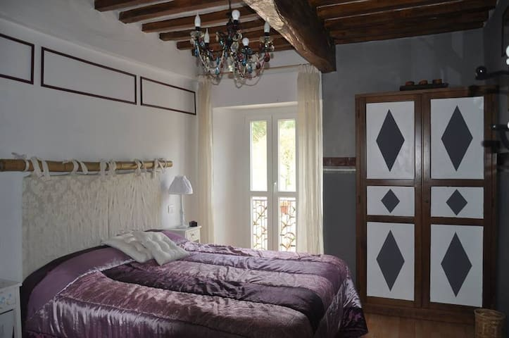 B&B in the Green Hills of Tuscany - Mengaccini - Apartemen
