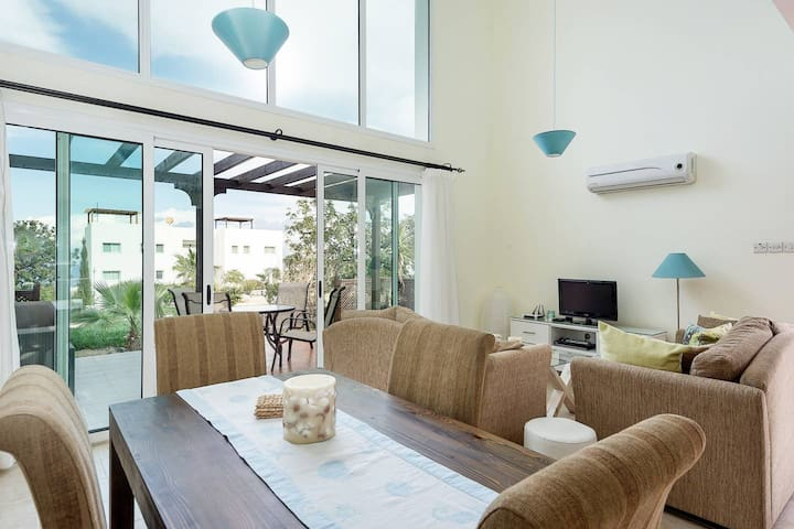 Joya Cyprus Seashore Garden Apartment