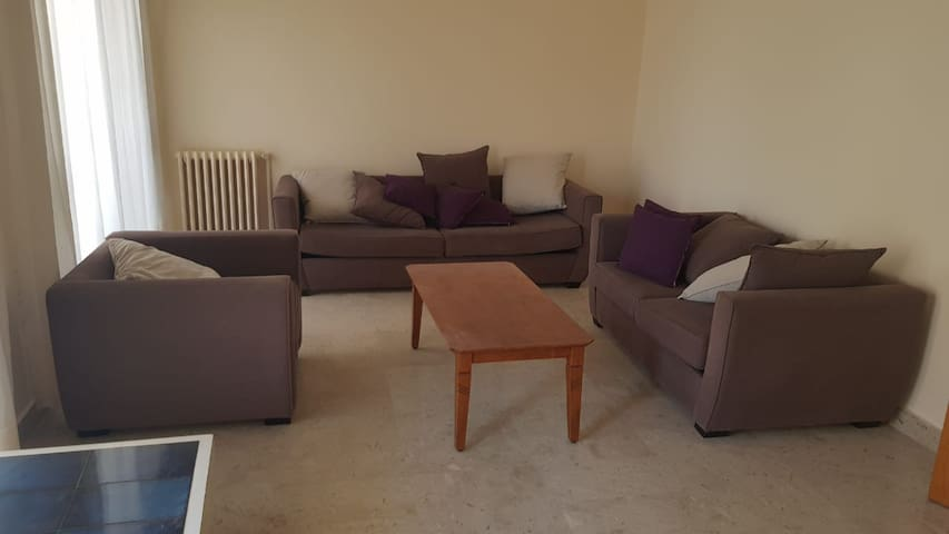 Cozy apartment for summer and winter