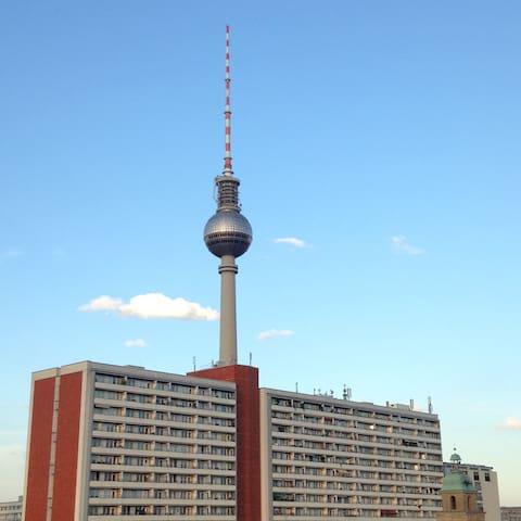 Berlin Mitte 20qm